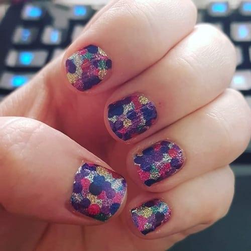 Bindy's Nails Popping Candy Nail Polish Wrap