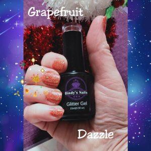 Grapefruit Dazzle Three Step Gel
