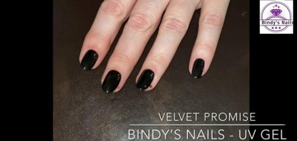 Bindys' Velvet Promise Three Step UV Gel
