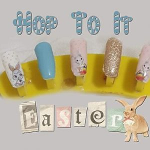 Bindy's Hop To It Nail Polish Wrap