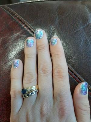 Bindy's Mermaid Fins Nail Polish Wraps