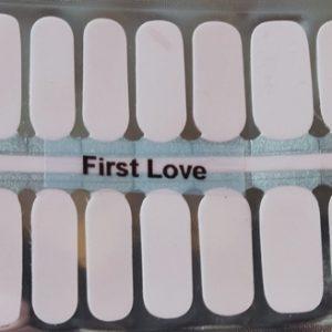 Bindy's First Love Nail Polish Wrap