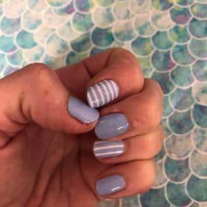 Bindy's Nordic Nail Polish Wrap