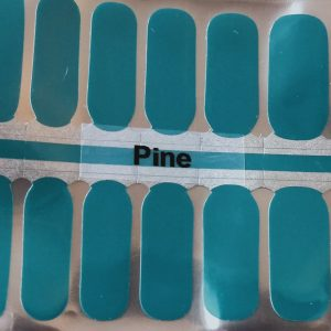 Bindy's Pine Nail Polish Wrap