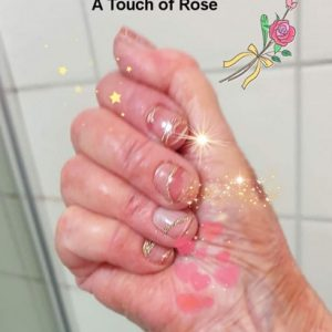 Bindy's A Touch Of Rose Nail Polish Wrap