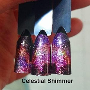 Bindy's Celestial Shimmer Nail Polish Wrap