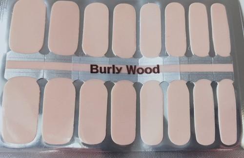 Bindy's Burly Wood Nail Polish Wrap
