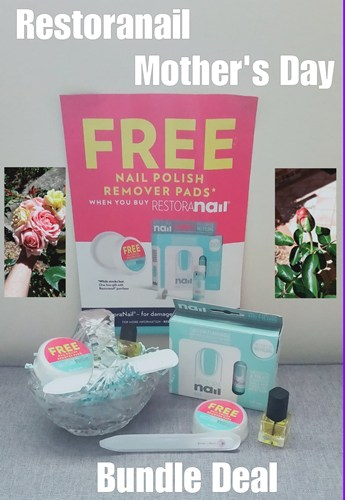 Bindy's Nails Mother's Day Restoranail Bundle Deal