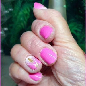 Bindy's Nails In the Pink Nail Polish Wrap