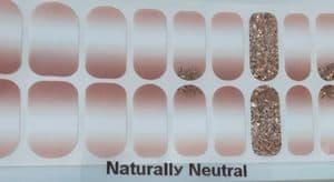 Bindy's Naturally Neutral Nail Polish Wrap