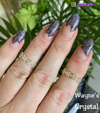Bindy's Wayne's Crystal Nail Polish Wrap