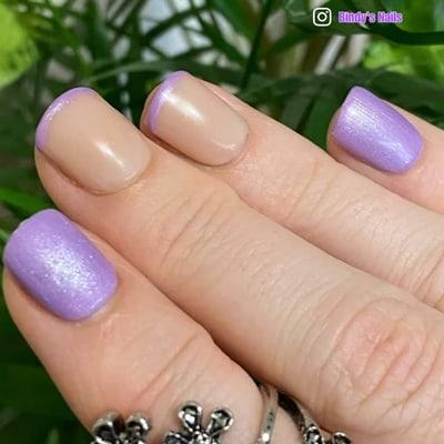 Bindy's Silver Lilac One Step UV Gel