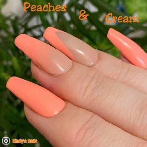 Peaches & Cream One Step UV Gel