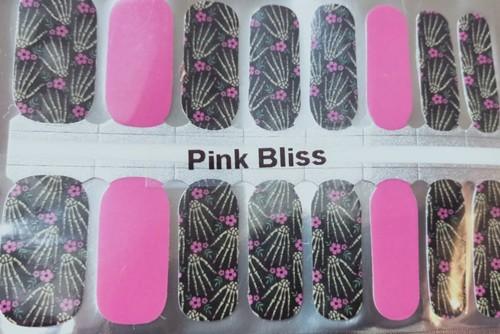 Bindy's Pink Bliss Nail Polish Wrap