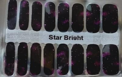 Bindy's Star Bright Nail Polish Wrap