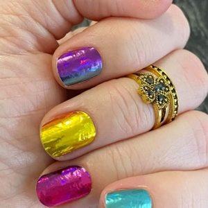Bindy's Wrapped in Rainbows Nail Polish Wrap