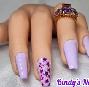 Bindy's Classic One Step UV Gel with Starry Eyed