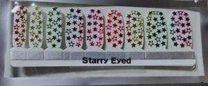 Bindy's Starry Eyed Nail Polish Wrap