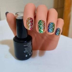 Bindy's Rainbow Of Diamonds Nail Polish Wrap