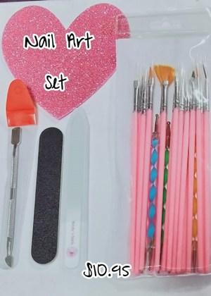 Bindy's Nail Art Bundle Set