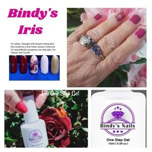 Bindy's Iris One Step UV Gel