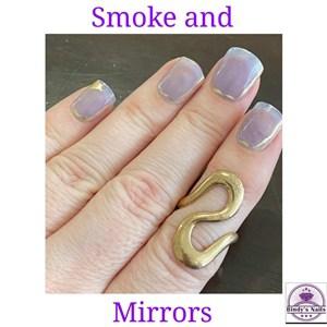 Bindy's Smoke and Mirrors Nail Polish Wrap