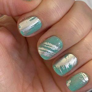 Bindy's Modern Chrome Nail Polish Wrap